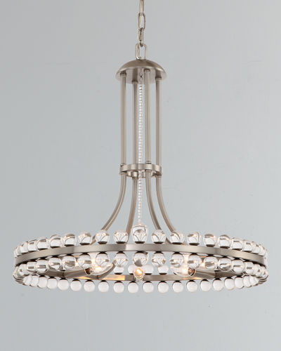 Clover 8-Light Chandelier