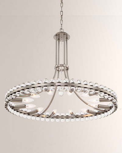 Clover 12-Light Chandelier