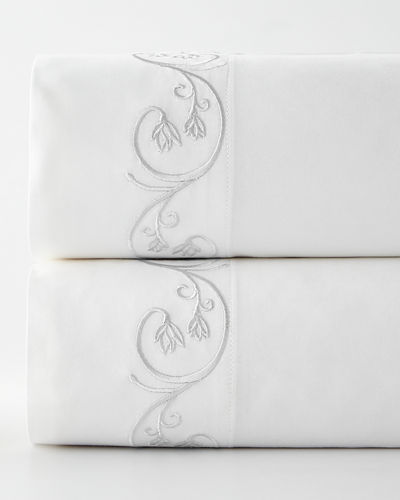 Cassy Pima Cotton Sheet Set, Twin