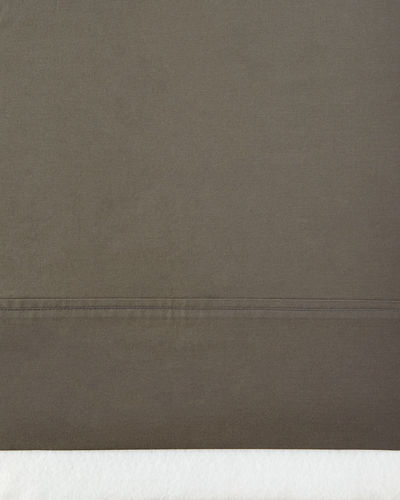 Twin 464 Thread Count Percale Fitted Sheet