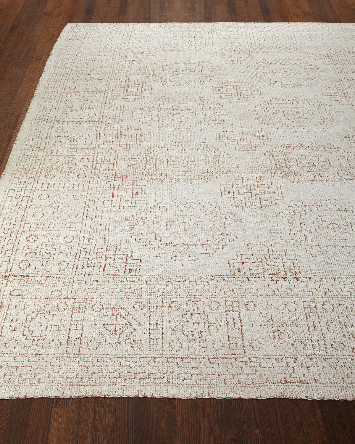 Luna Hand-Knotted Rug, 8' x 10'