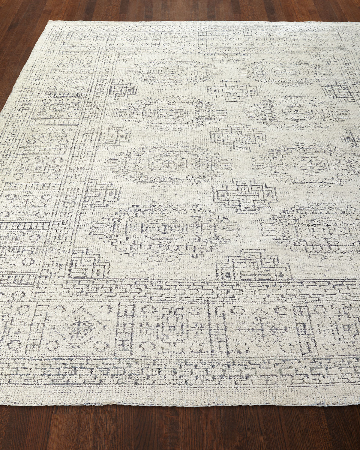 Luna Hand-Knotted Rug, 9' x 12'