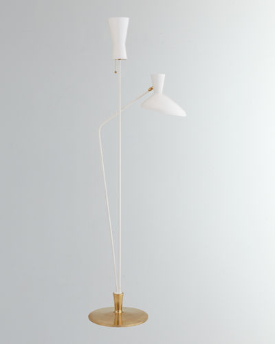 Austen Large Dual Function Floor Lamp