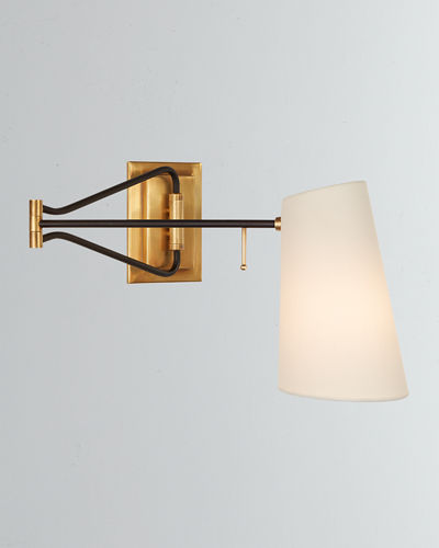 Keil Swing-Arm Wall Light