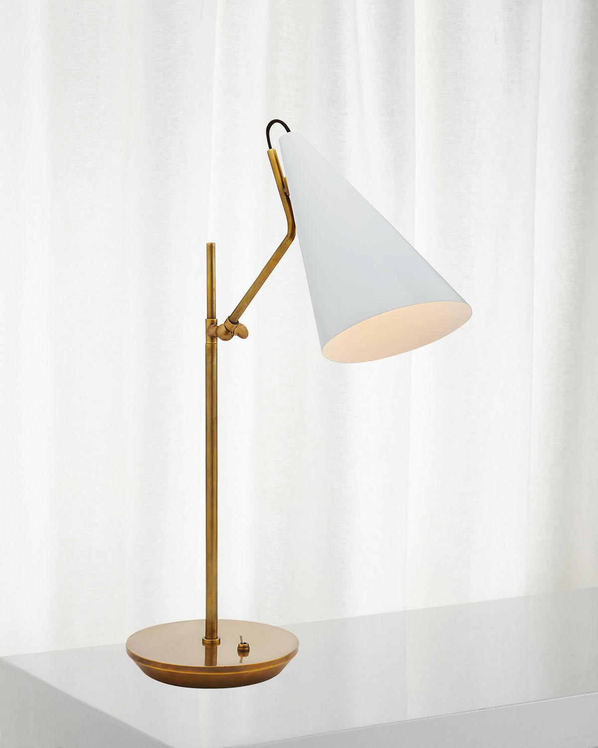 Aerin Lighting & lamps CLEMENTE TABLE LAMP