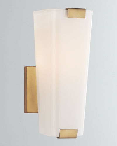 Alpine Small Single Sconce