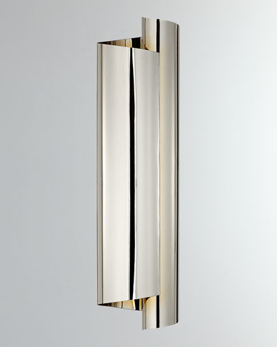 Iva Large Wrapped Sconce  Light