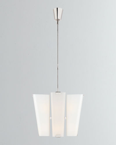 Alpine Small 4-Shade Chandelier