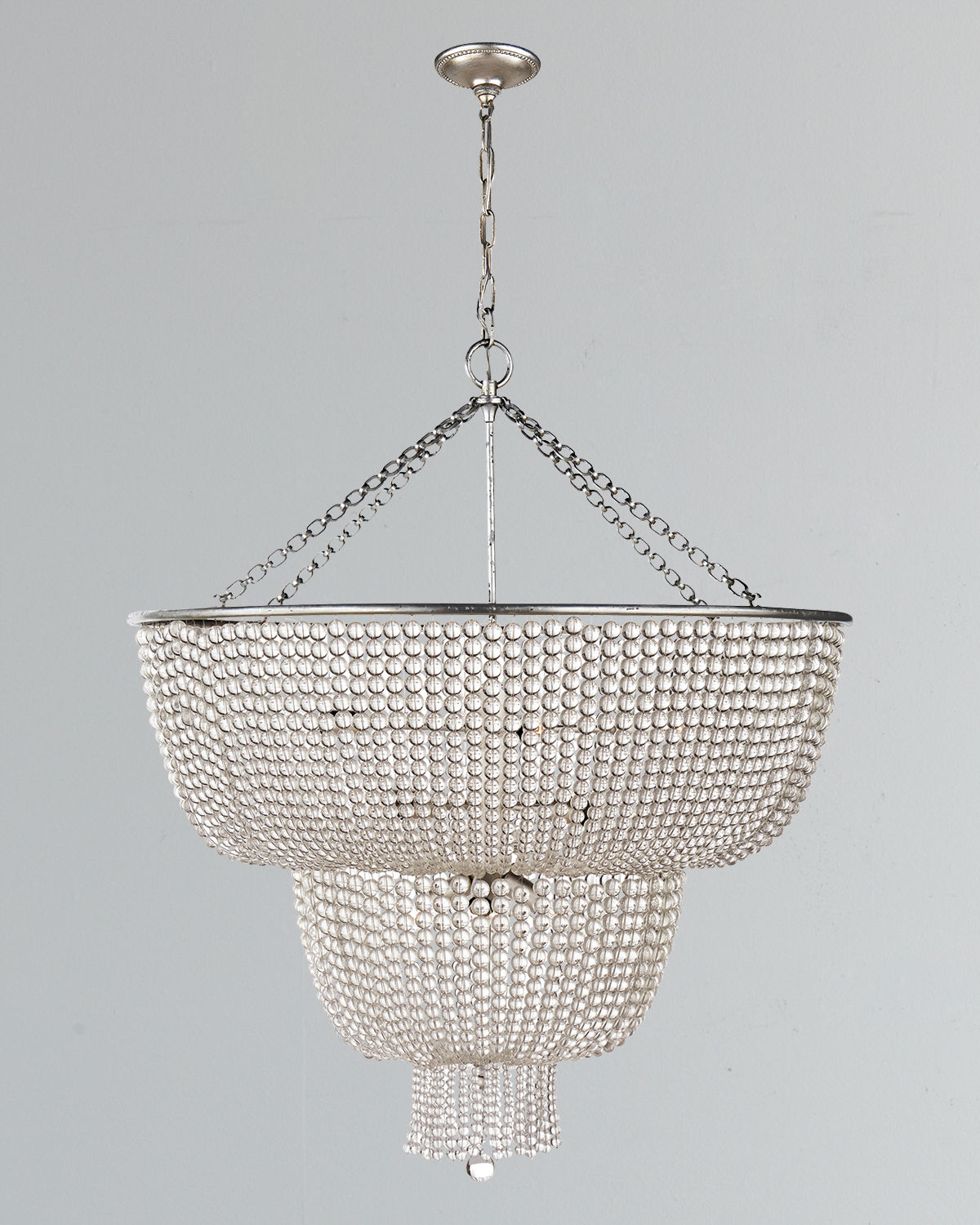 Aerin Clothing JACQUELINE TWO-TIER CHANDELIER