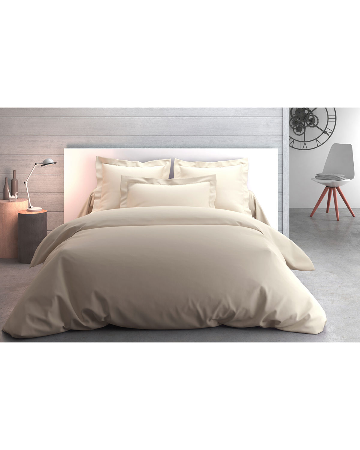 Anne De Solene Duvet covers VEXIN 200 THREAD-COUNT KING DUVET COVER