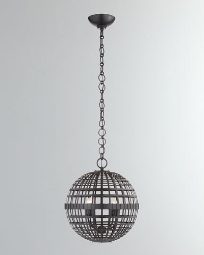 AERIN Mill Small Globe Lantern