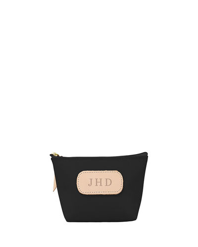 Coated Canvas Chico Cosmetic Bag