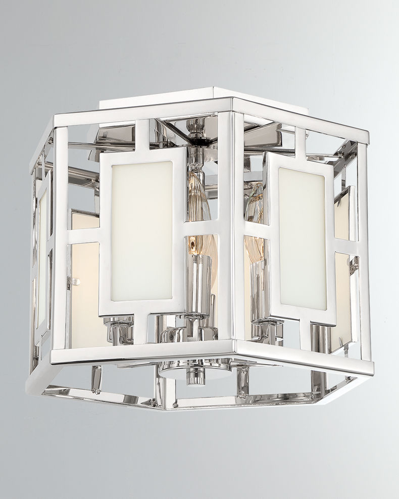 Crystorama Hillcrest 6-Light Ceiling Mount