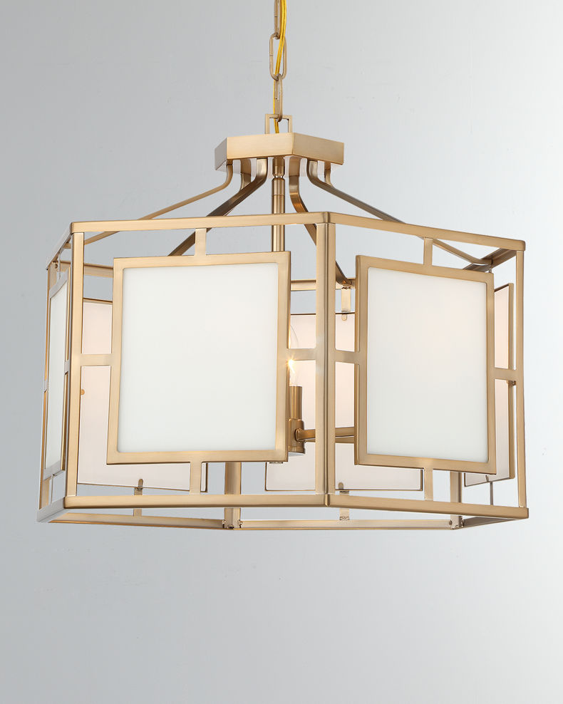 Crystorama Hillcrest 6-Light Chandelier