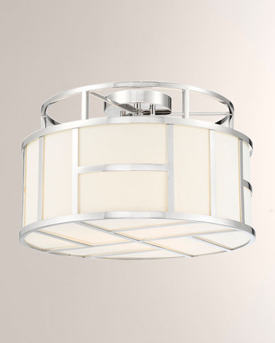 Crystorama Danielson 4-Light Ceiling Mount