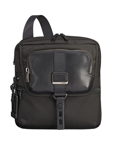 Arnold Zip Flap Crossbody Bag