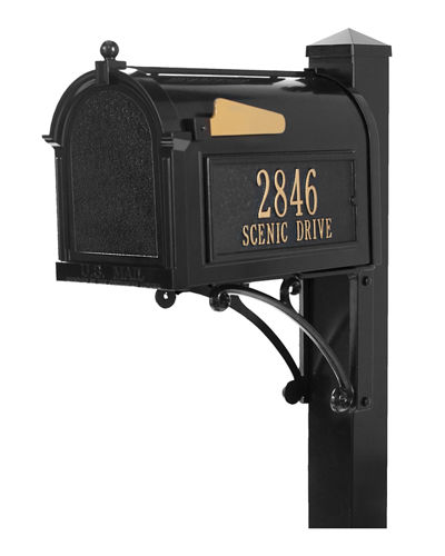 Superior Mailbox Package