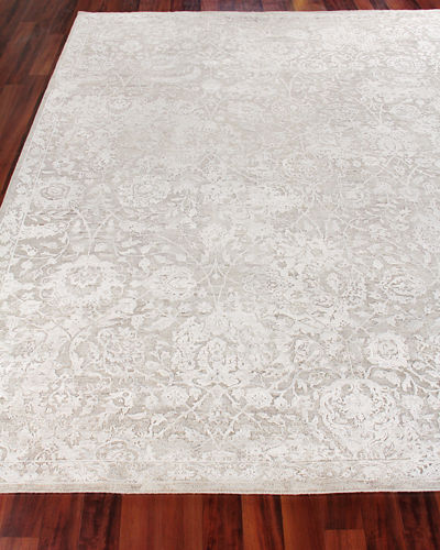 Augustin Hand-Knotted Rug, 9' x 12'