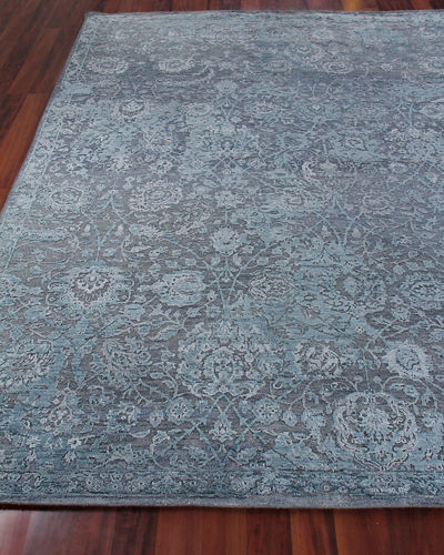 Augustin Hand-Knotted Rug, 8' x 10'