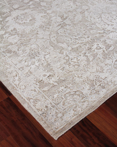 Exquisite Rugs Augustin Hand-Knotted Rug, 10' x 14'