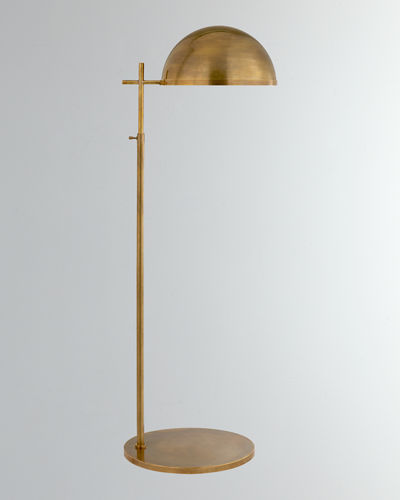 Dulcet Medium Pharmacy Floor Lamp