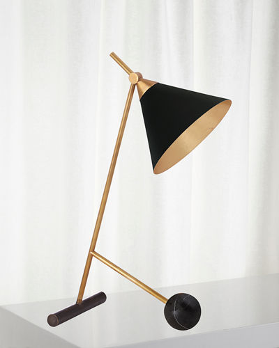Kelly by Kelly Wearstler Cleo Table Lamp