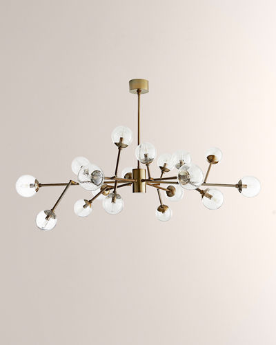 Arteriors Dallas Medium Chandelier