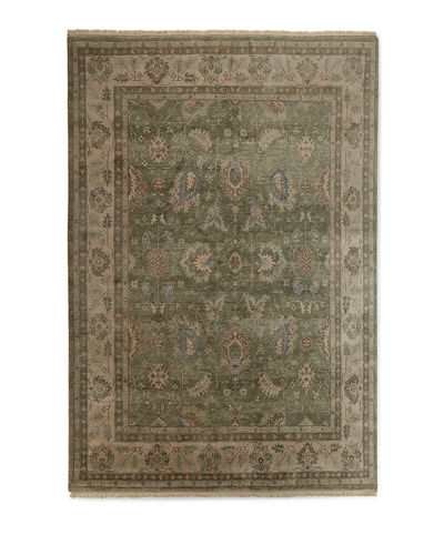 Peterson Hand-Knotted Rug, 9' x 12'