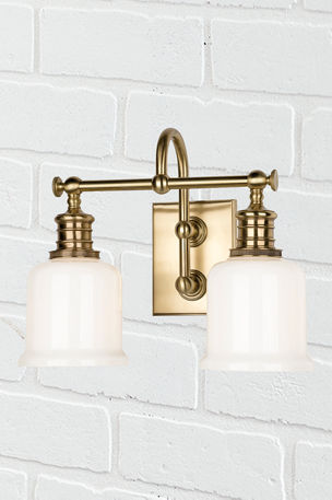 Hudson Valley Lighting Keswick Double Sconce