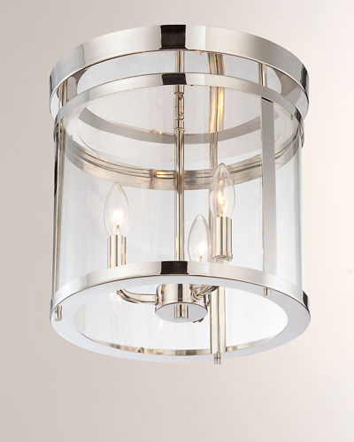 Savoy House Penrose 3-Light Semi-Flush Mount