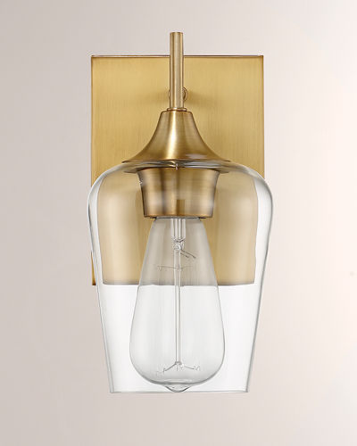 Octave 1-Light Wall Sconce