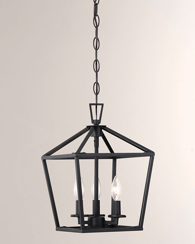 Townsend 3-Light Foyer Lighting Pendant