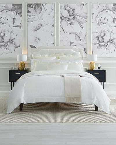 SFERRA 1020TC Egyptian Cotton King Duvet Cover