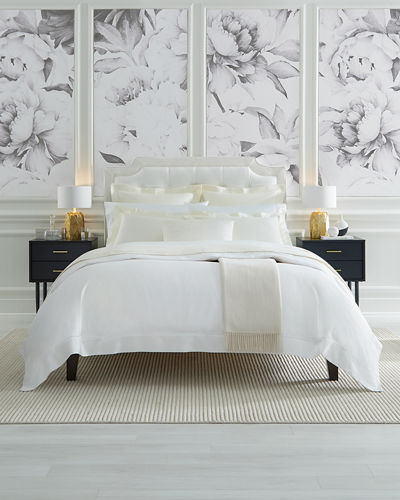SFERRA 1020TC Egyptian Cotton Full/Queen Duvet Cover