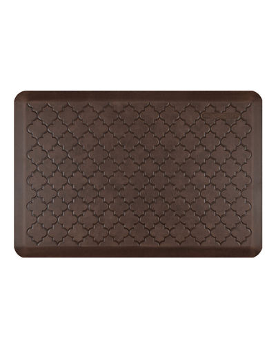 WellnessMats Trellis Anti-Fatigue Kitchen Mat, 3' x 2'