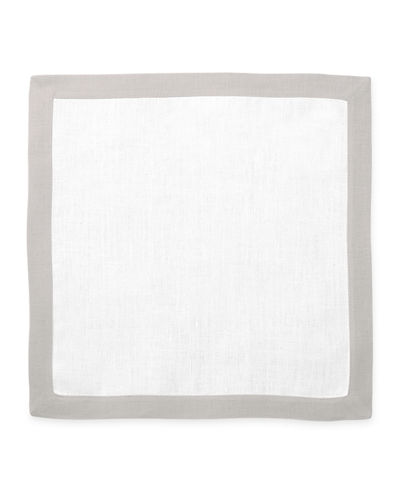 Matouk Casual Couture Square Placemats, Set of 4