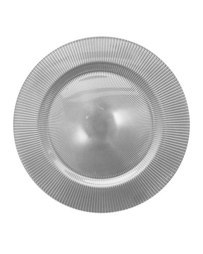 Sun Charger Plate