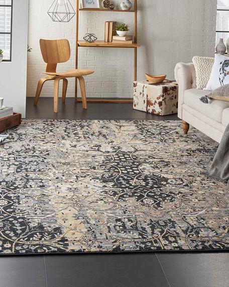 NourCouture Brannigan Power-Loomed Rug, 8' x 10'