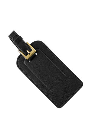 Graphic Image Luggage Tag with Buckle