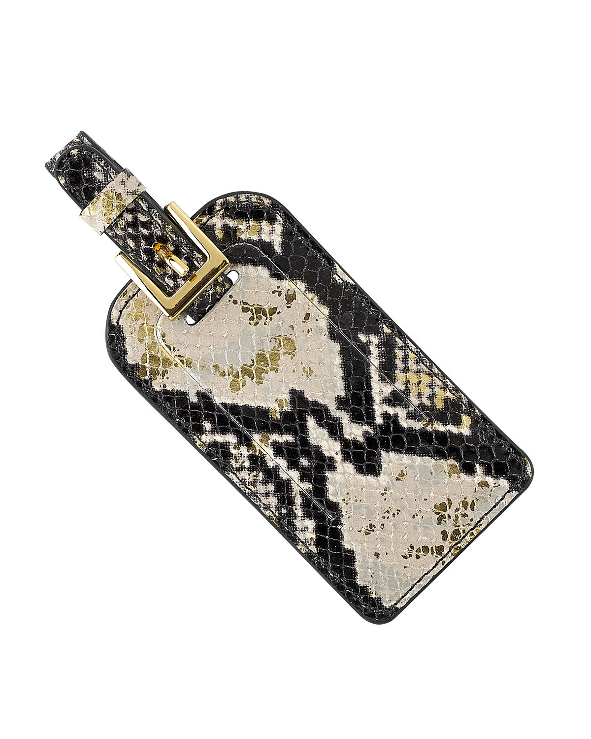 Luggage Tag with Buckle
