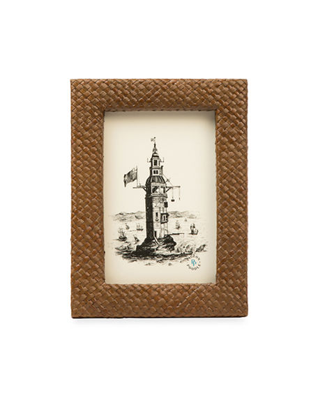 """Pigeon and Poodle Uvita Frame, 4"""" x 6"""""""