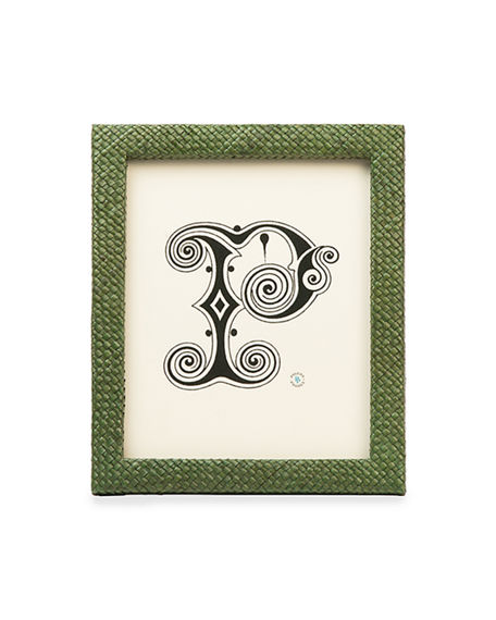 """Pigeon and Poodle Uvita Frame, 8"""" x 10"""""""