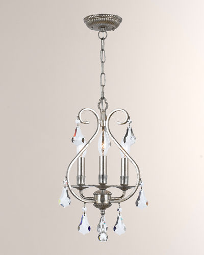 SWAROVSKI Ashton 3-Light Mini Chandelier