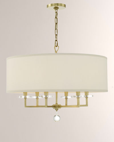 Paxton 6-Light Chandelier