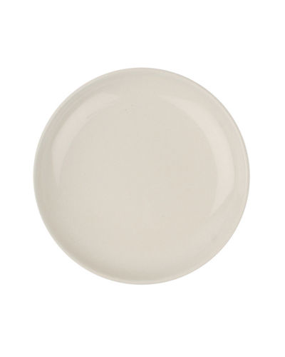 Shell Bisque Tidbit Plates, Set of 4