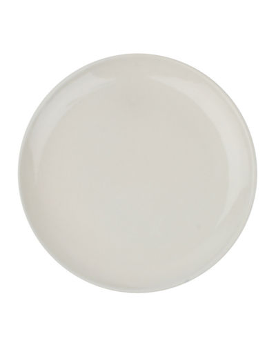 Shell Bisque Salad Plates, Set of 4