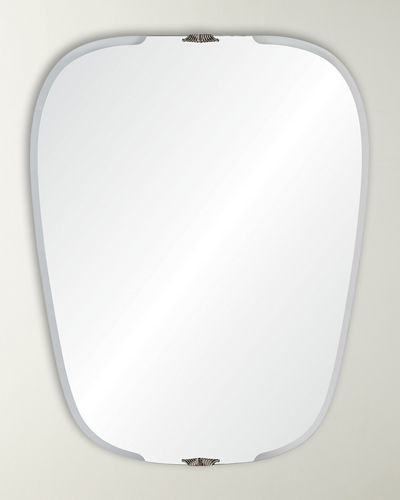 Round Edged Mirror