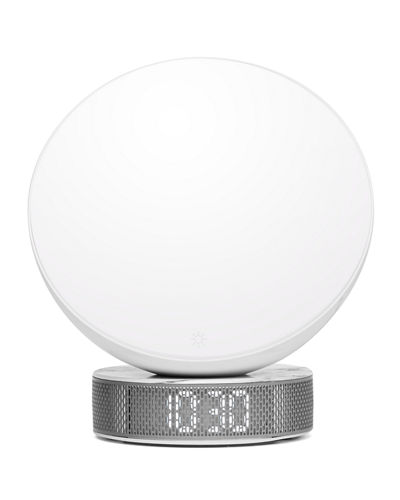 Lexon Design Miami Sunrise Simulator Light Alarm Clock
