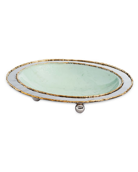 "Julia Knight Cascade 6"" Soap Dish"