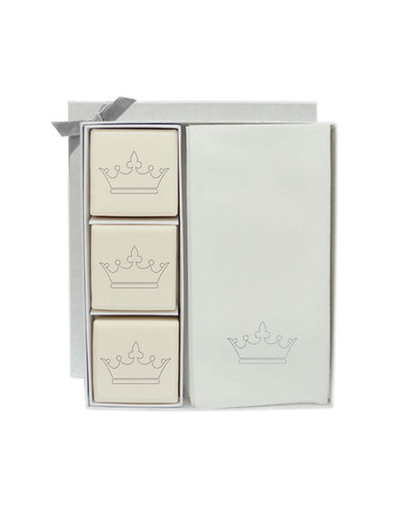 Carved Solutions Eco-Luxury Crown Courtesy Gift Set